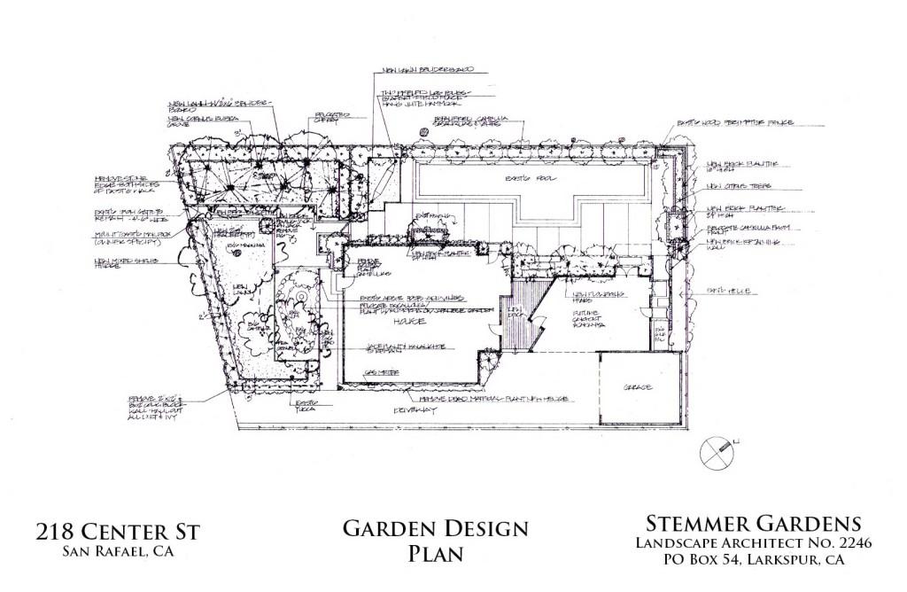 CDPC Landscape Architecture - 218 Center St
