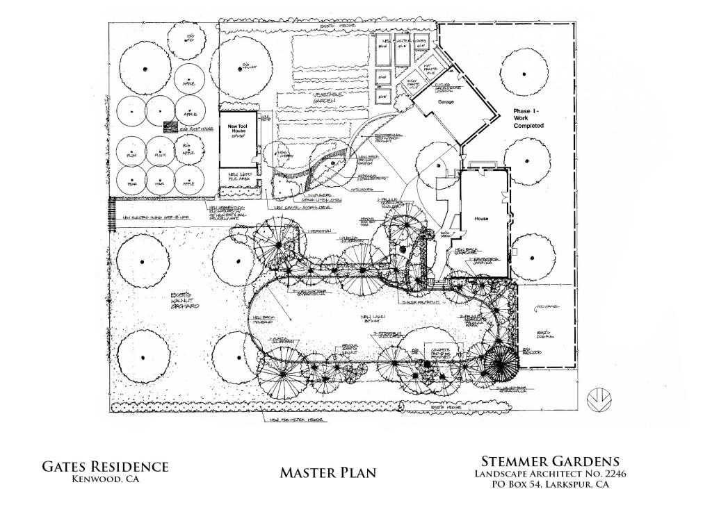 CDPC Landscape Architect - Gates Residence