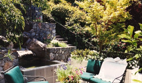 CDPC Landscape Architecture - Beweley Residence